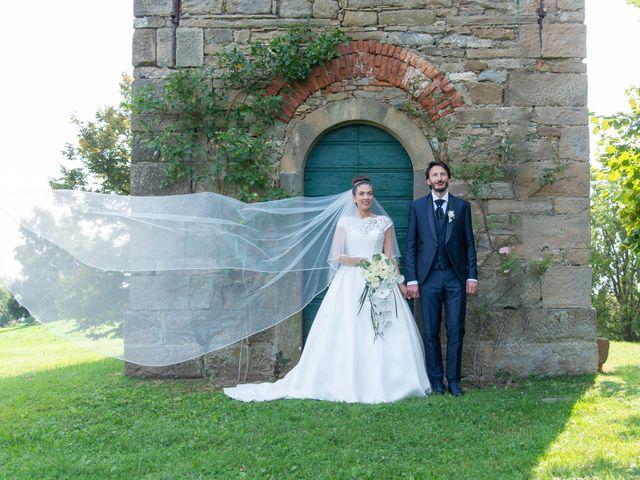 Il matrimonio di Pietro e Simona a Colle Brianza, Lecco 56