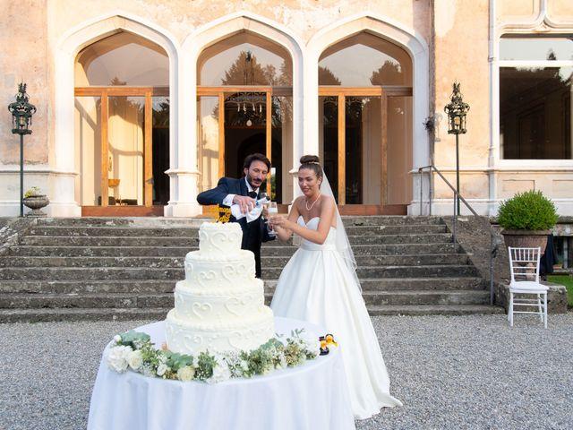 Il matrimonio di Pietro e Simona a Colle Brianza, Lecco 73