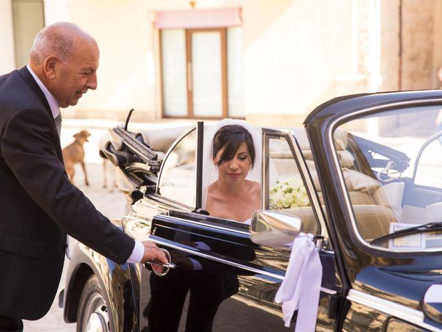 Il matrimonio di Gianluca e Enrica a Alcamo, Trapani 18