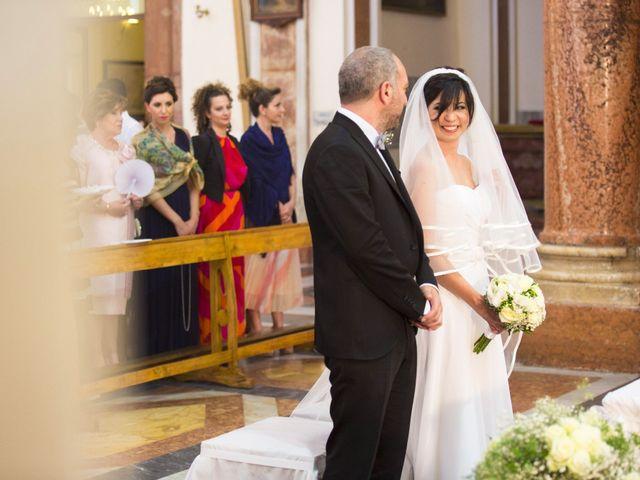 Il matrimonio di Gianluca e Enrica a Alcamo, Trapani 21
