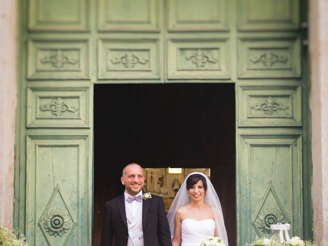 Il matrimonio di Gianluca e Enrica a Alcamo, Trapani 30
