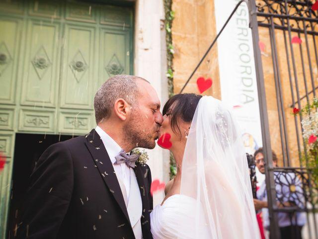 Il matrimonio di Gianluca e Enrica a Alcamo, Trapani 32