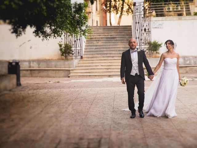 Il matrimonio di Gianluca e Enrica a Alcamo, Trapani 37