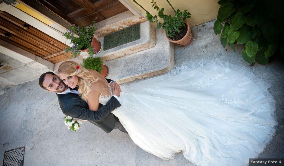 Il matrimonio di Angela e Andrea a Pratola Peligna, L'Aquila