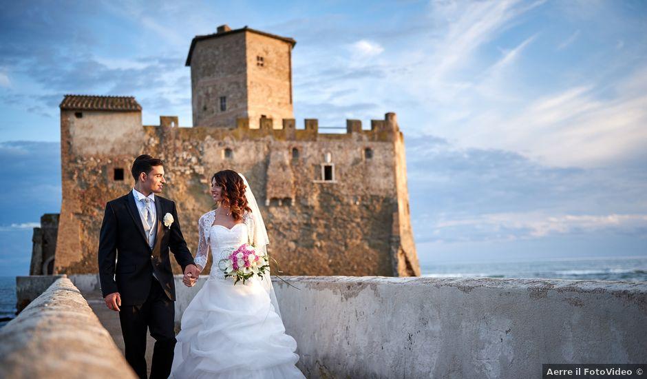 Il matrimonio di Davide e Giusy a Nettuno, Roma