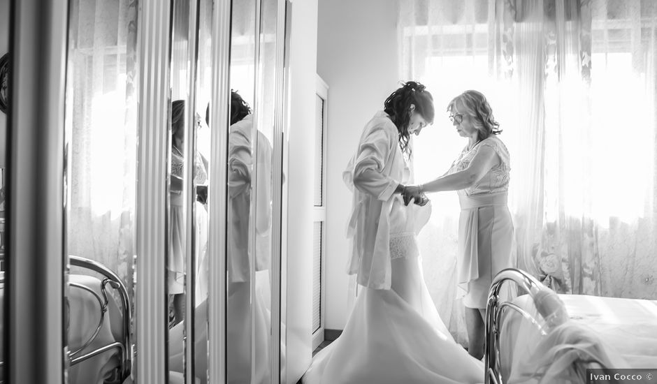 Il matrimonio di Antonio e Serena a Bovino, Foggia