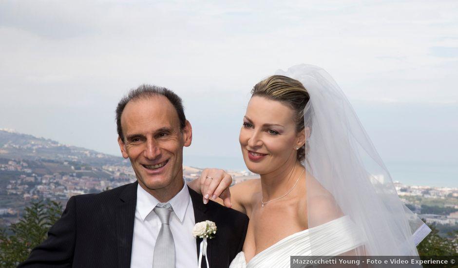 Il matrimonio di Roberto e Marisa a Pescara, Pescara