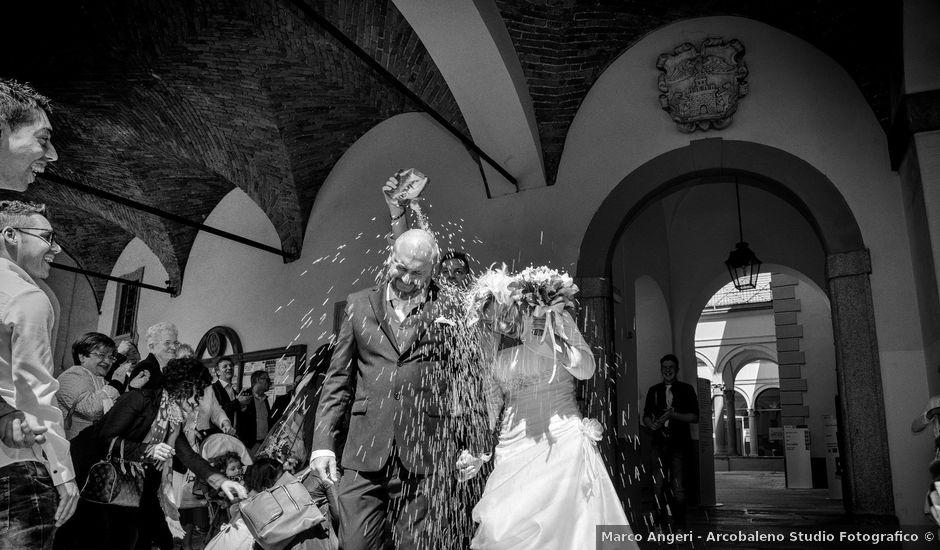 Il matrimonio di Marcello e Silvia a Treviglio, Bergamo