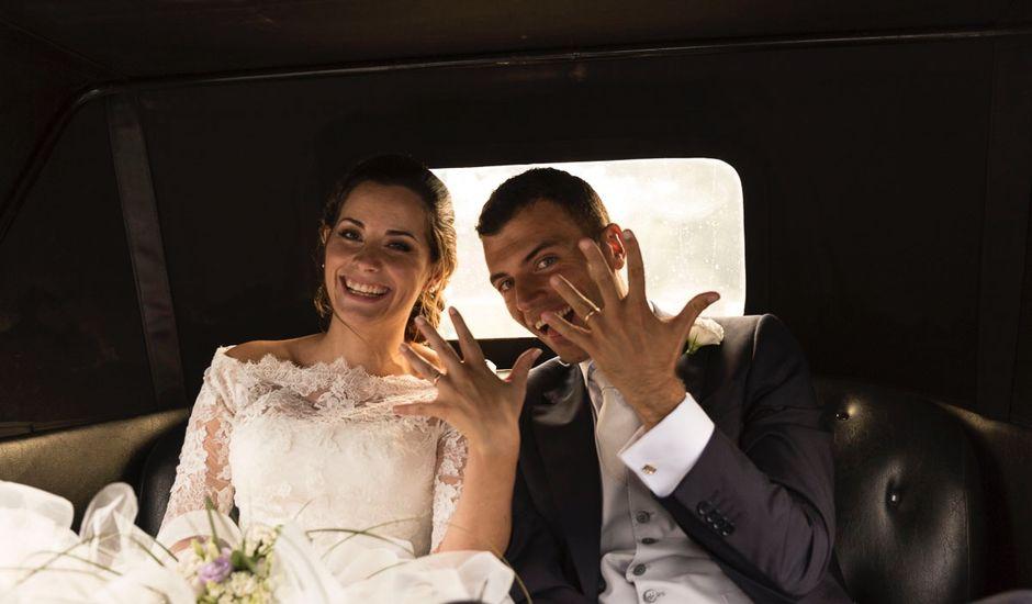 Il matrimonio di Agata e Flavio a Roma, Roma