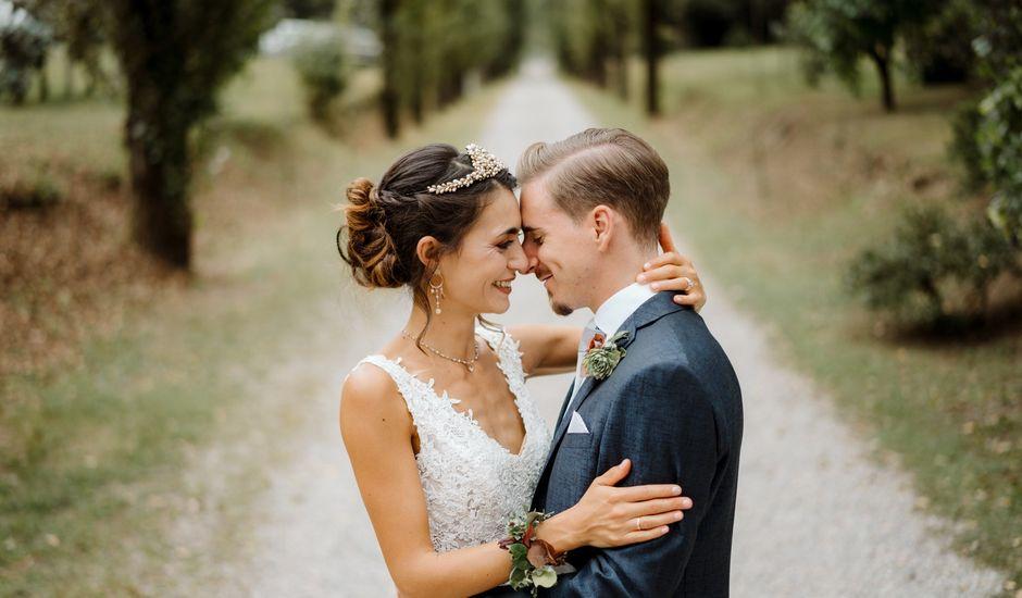Il matrimonio di Marco e Camilla a Vergiate, Varese