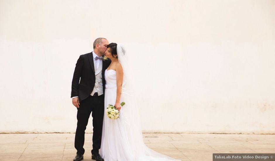 Il matrimonio di Gianluca e Enrica a Alcamo, Trapani