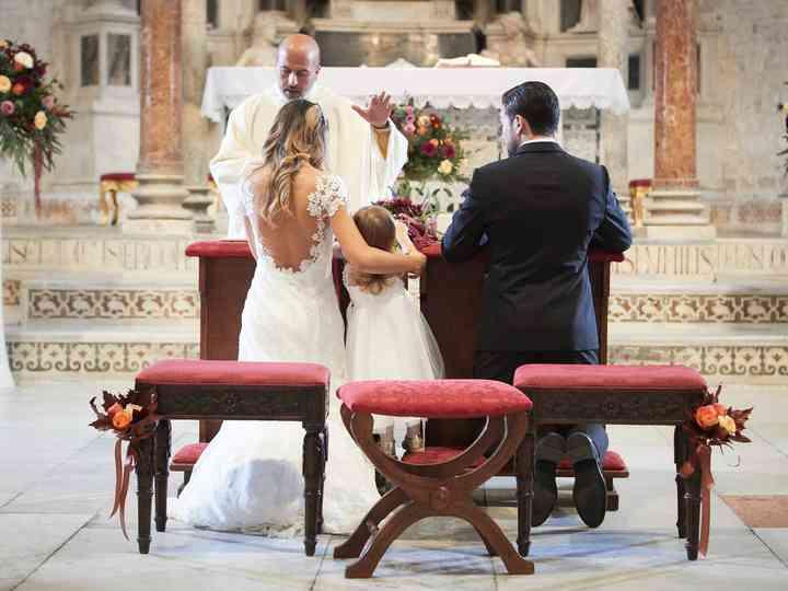 le nozze di Licya e Giandomenico