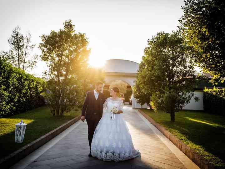 le nozze di Mariagrazia e Germano