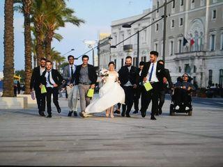 Le nozze di Erika  e Damiano  2