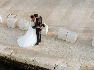 Le nozze di Erika  e Damiano