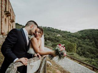 Le nozze di Fabiola e Antonio