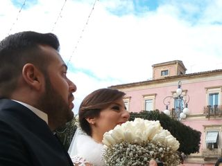 Le nozze di Claudia  e Paolo 1