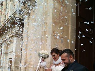 Le nozze di Claudia  e Paolo 3