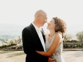 Le nozze di Irene e Manuele