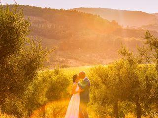 Le nozze di Elenor e Mathias