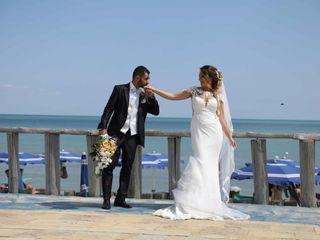 Le nozze di Rosa e Antonio