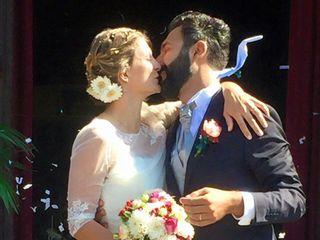 Le nozze di Manuela e Raffaele