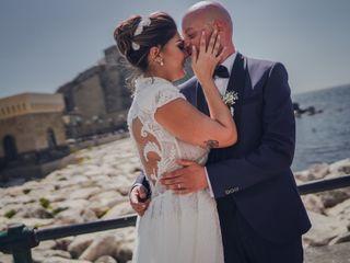 Le nozze di Gennaro e Angela