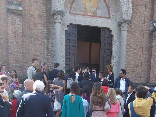 Il matrimonio di Francesca e Sergio a Trezzo sull'Adda, Milano 6