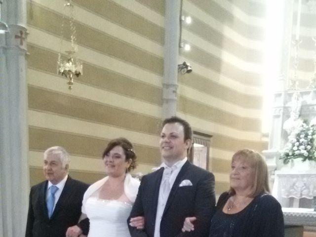 Il matrimonio di Francesca e Sergio a Trezzo sull'Adda, Milano 7