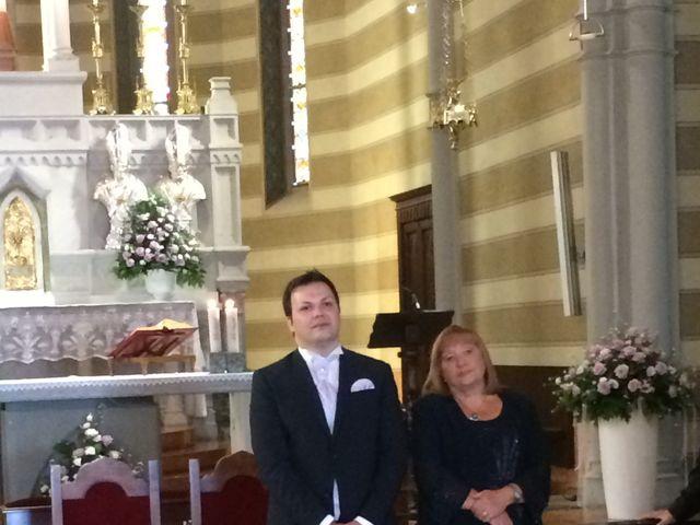 Il matrimonio di Francesca e Sergio a Trezzo sull'Adda, Milano 10
