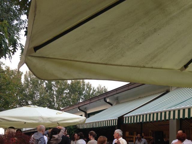 Il matrimonio di Francesca e Sergio a Trezzo sull'Adda, Milano 11
