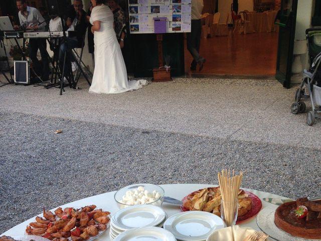Il matrimonio di Francesca e Sergio a Trezzo sull'Adda, Milano 12