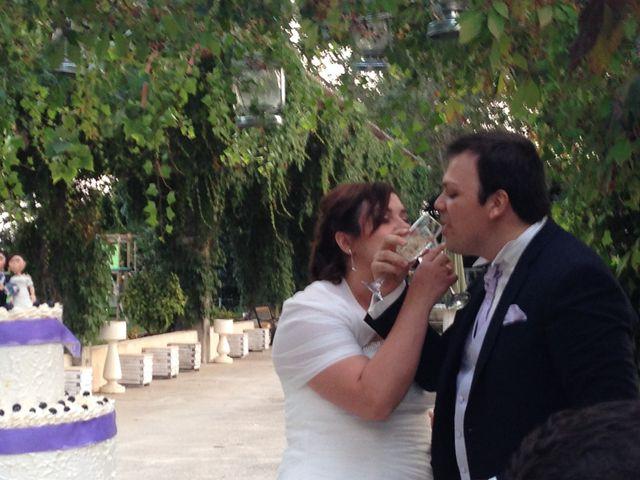 Le nozze di Sergio e Francesca