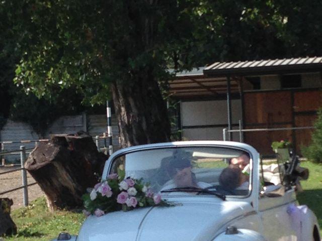 Il matrimonio di Francesca e Sergio a Trezzo sull'Adda, Milano 16