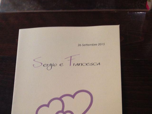 Il matrimonio di Francesca e Sergio a Trezzo sull'Adda, Milano 19