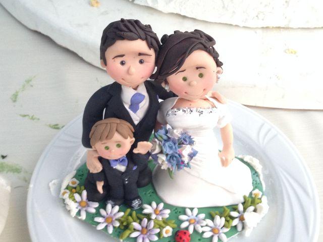 Il matrimonio di Francesca e Sergio a Trezzo sull'Adda, Milano 22
