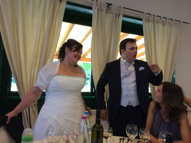 Il matrimonio di Francesca e Sergio a Trezzo sull'Adda, Milano 25