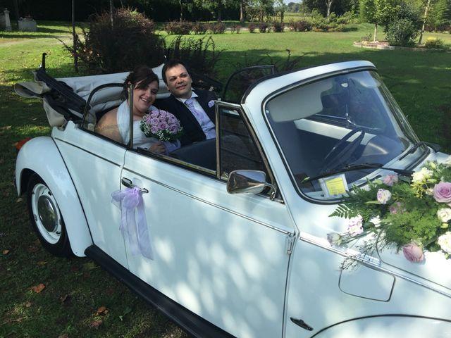 Il matrimonio di Francesca e Sergio a Trezzo sull'Adda, Milano 26