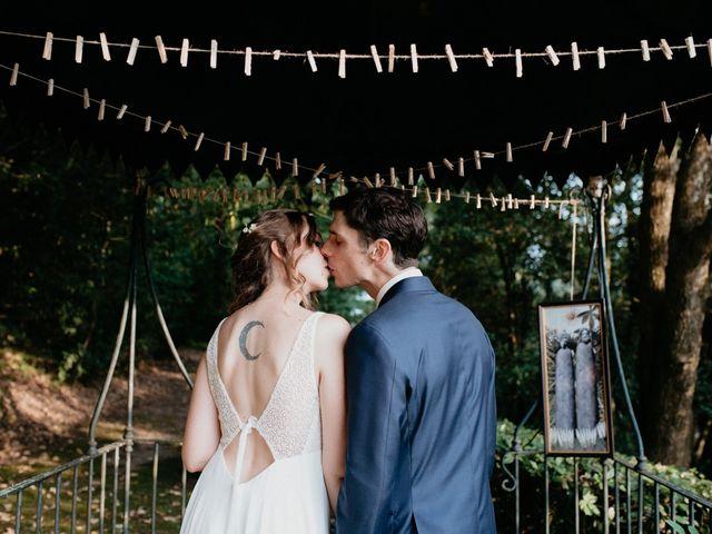 Le nozze di Valentina e Rowan