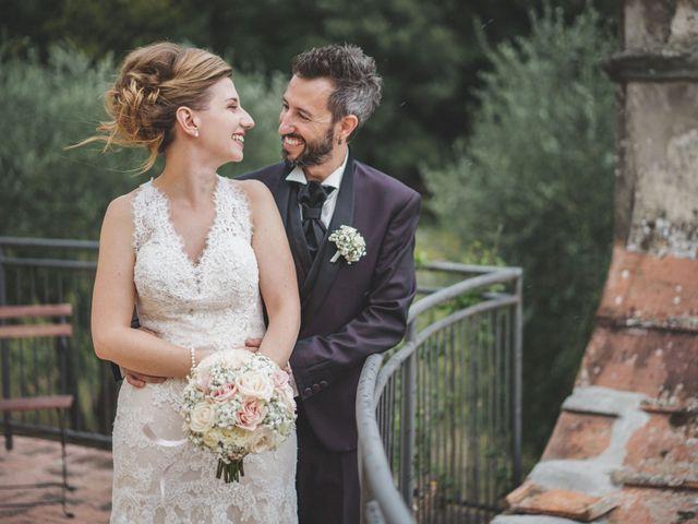 Il matrimonio di Stefano e Martina a Firenze, Firenze 35