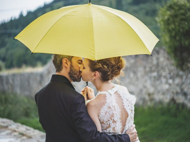 Il matrimonio di Stefano e Martina a Firenze, Firenze 47