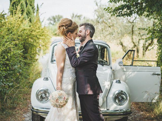 Il matrimonio di Stefano e Martina a Firenze, Firenze 52