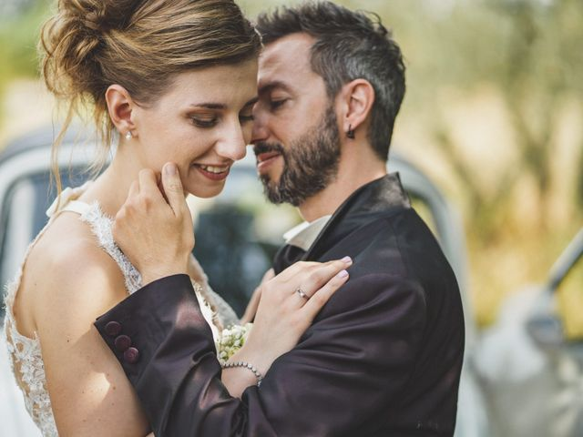 Il matrimonio di Stefano e Martina a Firenze, Firenze 53