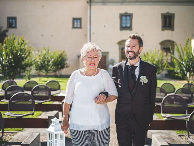 Il matrimonio di Stefano e Martina a Firenze, Firenze 54