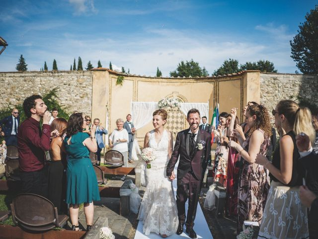 Il matrimonio di Stefano e Martina a Firenze, Firenze 67