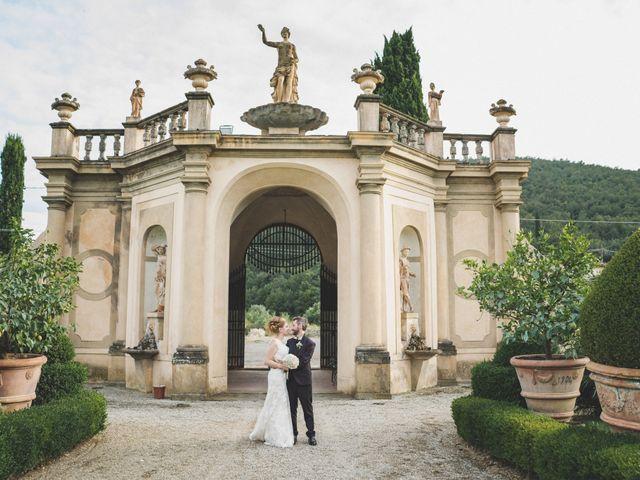 Il matrimonio di Stefano e Martina a Firenze, Firenze 72
