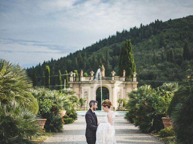 Il matrimonio di Stefano e Martina a Firenze, Firenze 75
