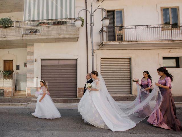 Il matrimonio di Germano e Mariagrazia a Moiano, Benevento 12