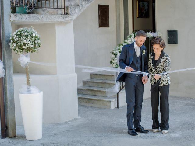 Il matrimonio di Germano e Mariagrazia a Moiano, Benevento 26