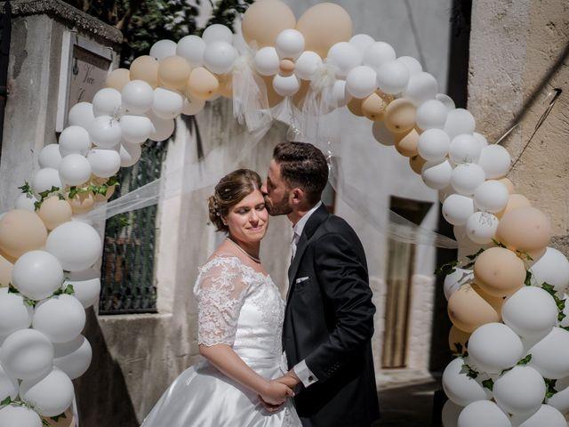 Il matrimonio di Germano e Mariagrazia a Moiano, Benevento 31